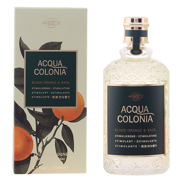 Unisex Perfume Acqua 4711 EDC Blood Orange & Basil