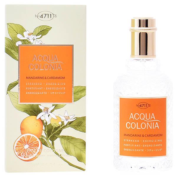 Unisex Perfume Acqua 4711 EDC Mandarina & Cardamomo
