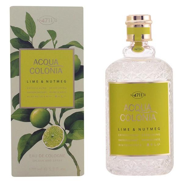 Unisex Perfume Acqua 4711 EDC Lime & Nutmeg