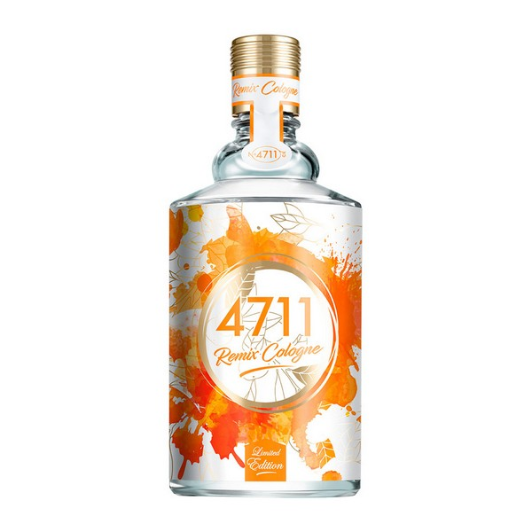 Perfume Unisex Remix Orange 4711 EDC (100 ml)