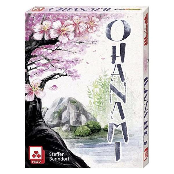 Juego de Habilidad Ohanami