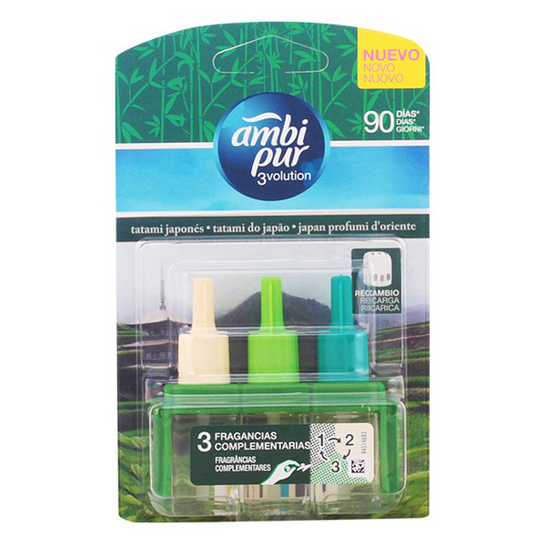 Electric Air Freshener Refills 3volution Tatami Ambi Pur (3 uds)