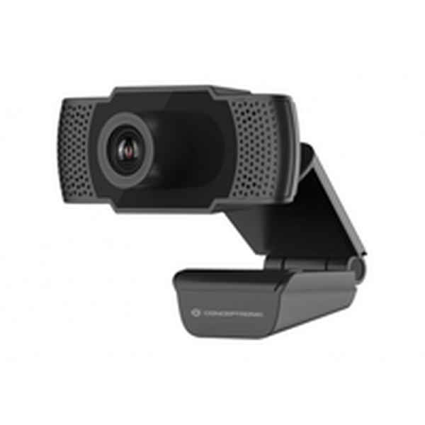 Gaming webcam Conceptronic AMDIS FHD 1080p (Refurbished A+)