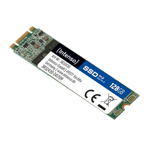"Disco Duro INTENSO IAIDSO0192 128 GB SSD 2.5"" SATA III"