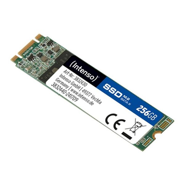 "Disco Duro INTENSO 3832440 256 GB SSD 2.5"" SATA III"