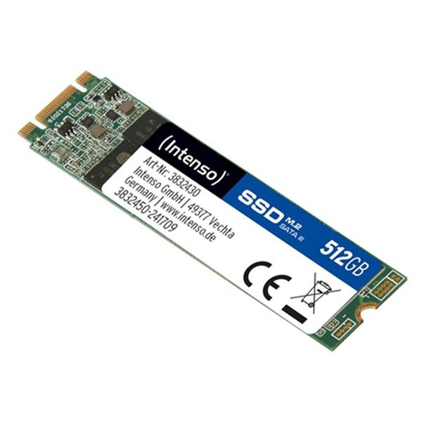 "Disco Duro INTENSO 3832450 516 GB SSD 2.5"" SATA III"