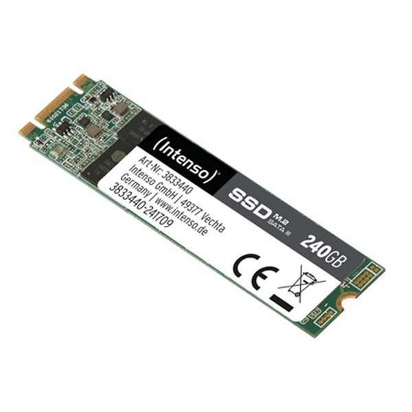 "Disco Duro INTENSO 3833440 240 GB SSD 2.5"" SATA III"