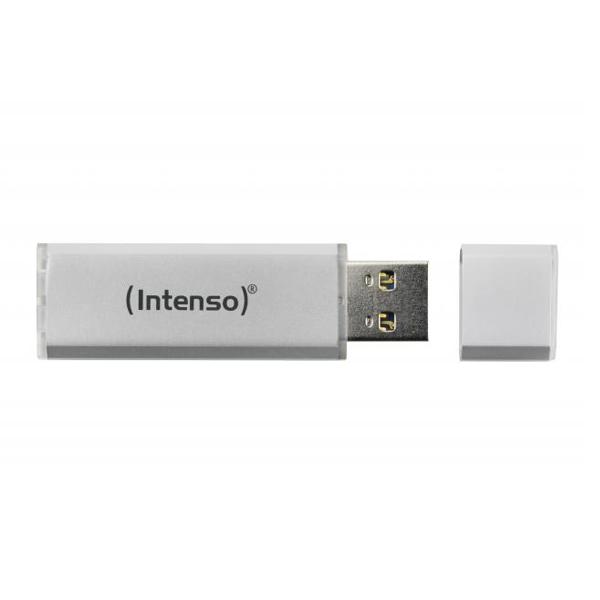 Pendrive INTENSO 3531492 USB 3.0 256 GB Silver