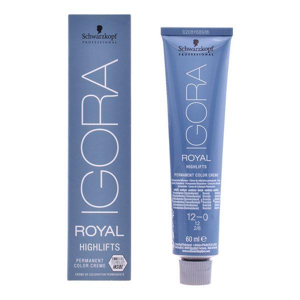 Barvna krema za lase Igora Royal Schwarzkopf (60 ml)