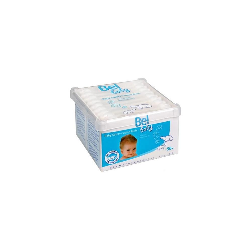 Safety Cotton Buds Baby Bel (56 uds)