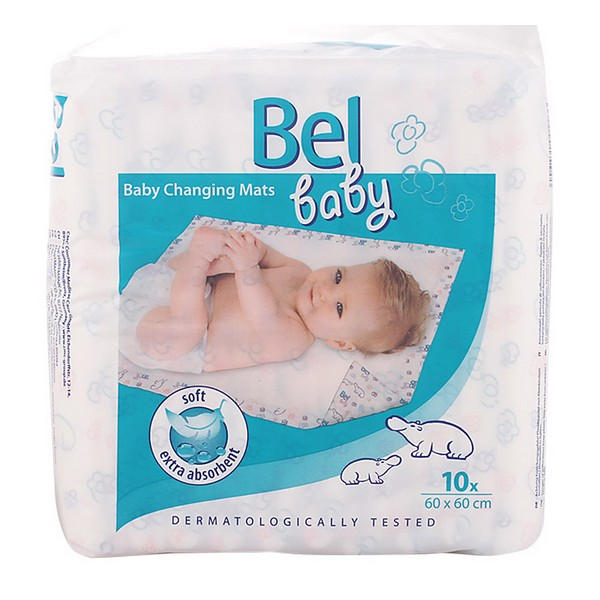 Bed Cover Baby Bel (10 uds)