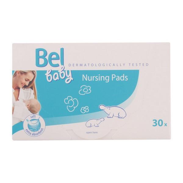 Prsne blazinice za dojenje Baby Bel (30 uds)