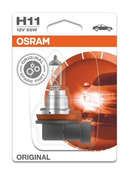 1 Osram OS64211 H11 12V 55W