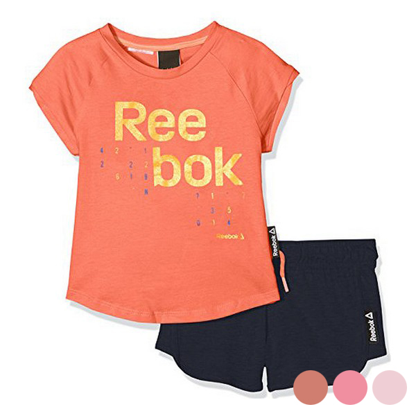 Children's Sports Outfit Reebok G ES SS
