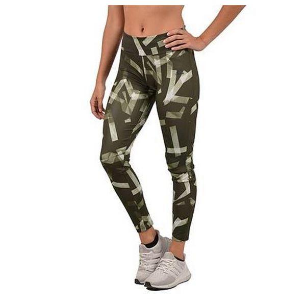 Sport leggings for Women Adidas D2M TIG LNG PR1 Black
