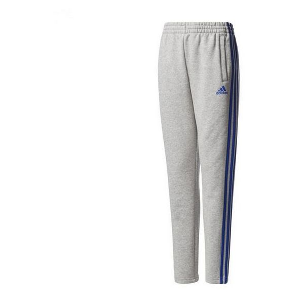 Children's Tracksuit Bottoms Adidas YB 3S BR