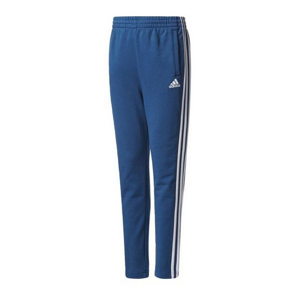 Children's Tracksuit Bottoms Adidas YB 3S FT
