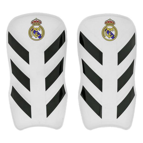 Football Shinguards Adidas RM Pro Lite White