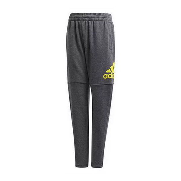 Children's Tracksuit Bottoms Adidas YB Logo