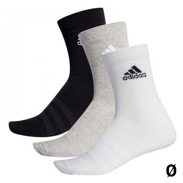 Sports Socks Adidas HC CREW FJ7722 (6 pcs)