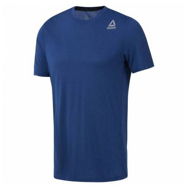 Men's Short Sleeve T-Shirt Reebok Wor Supremium 2.0 Tee