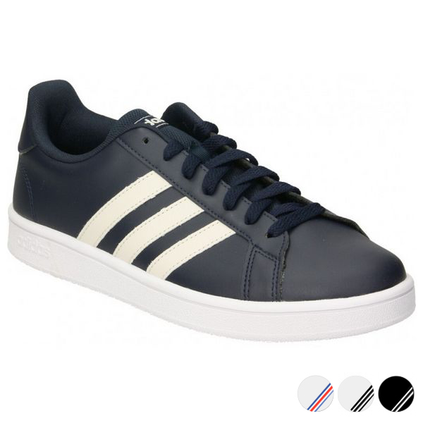 Men's Casual Trainers Adidas Grand Court Base