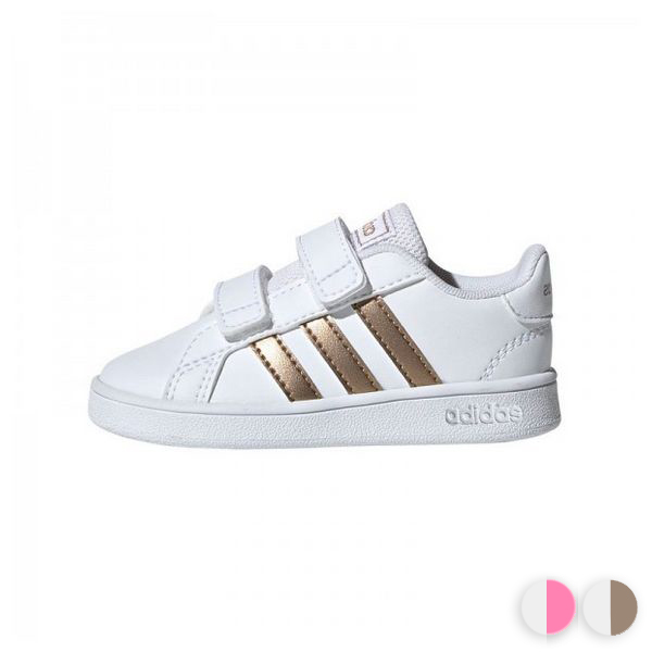 Sports Shoes for Kids Adidas Grand Court I