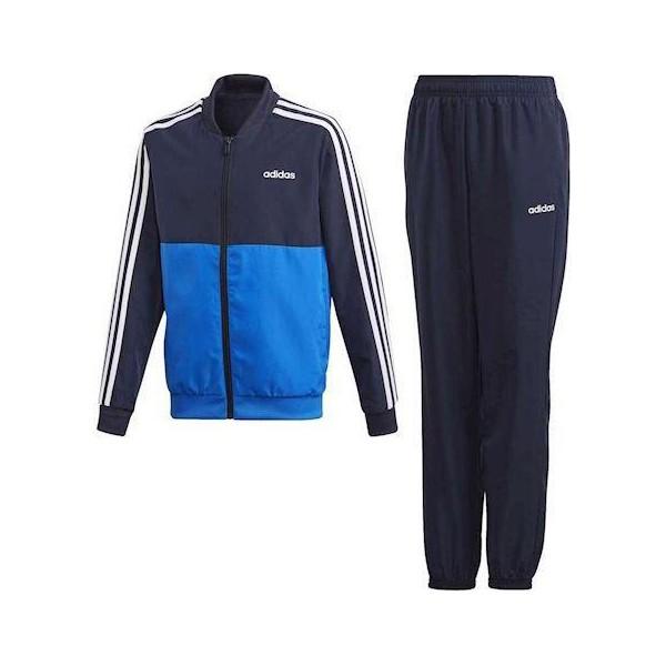 Children's Tracksuit Adidas YB TS WOVEN Navy