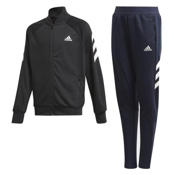 Children's Tracksuit Adidas B XGG TS Black