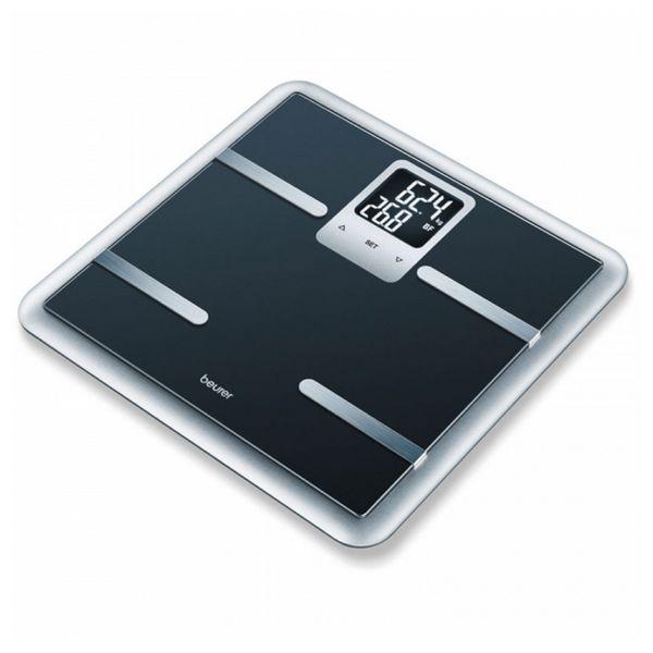 Báscula Digital de Baño Beurer 761.06 Negro