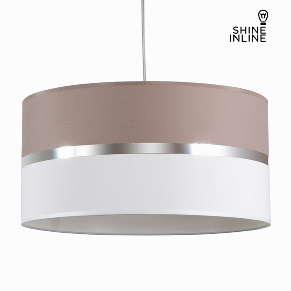 Ash and white ceiling lamp by Shine Inline