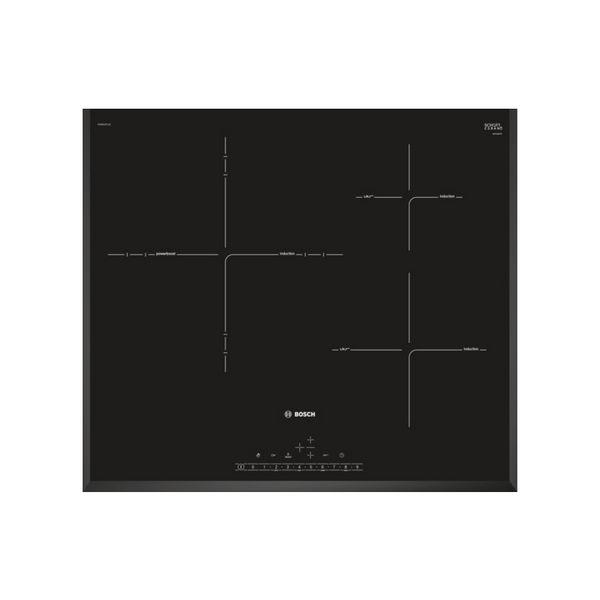 Placa de Inducción BOSCH PID651FC1E 60 cm (3 Zonas de cocción)