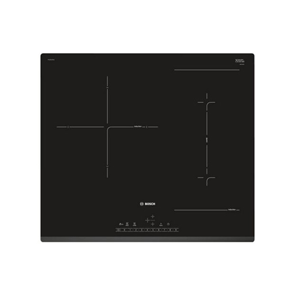 Flexinduction plates BOSCH PVJ631FB1E 60 cm (3 Cooking areas)