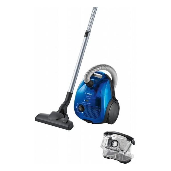 Aspiradora con Bolsa BOSCH GL-20 3,5 L 75 dB 2400W Azul