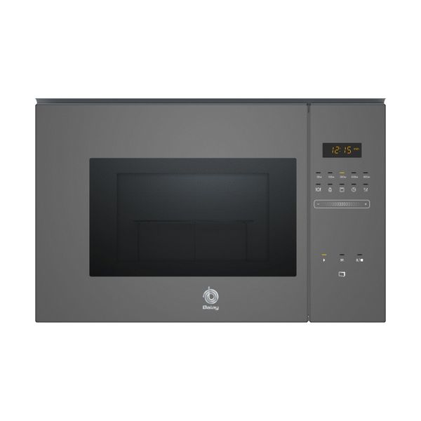 Built-in microwave Balay 3CG5172A0 20 L 800 W Grill Grey