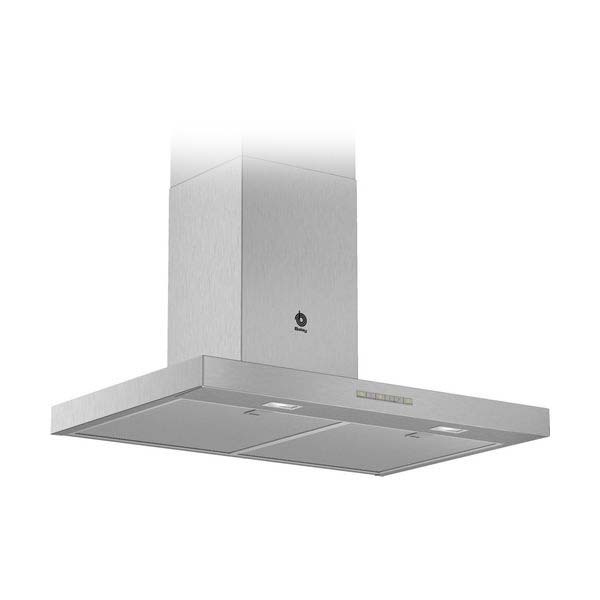 Conventional Hood Balay 3BC077EX 75 cm 720 m3/h 65 dB 255W Stainless steel