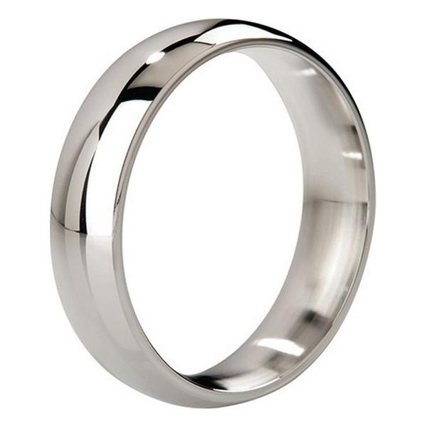 Cock Ring Mystim Earl Silver (ø 55 mm)