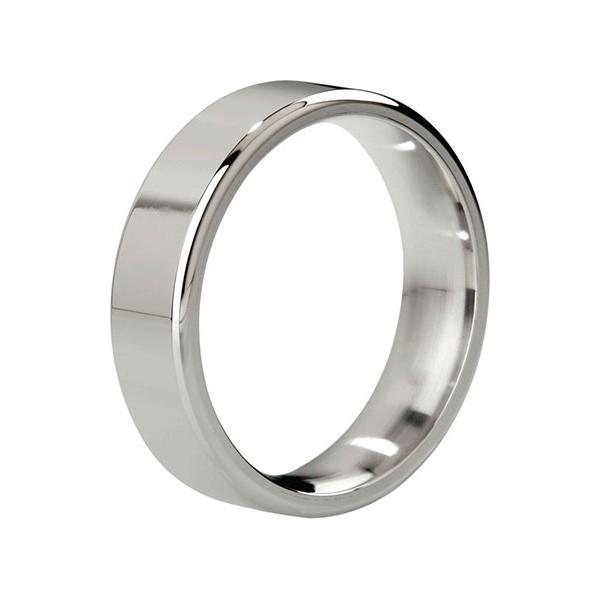 Duke Polished Steel Love Ring Mystim (Ø 55 mm)