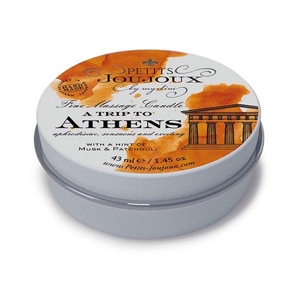 Athens Massage Candle (33g) Petits Joujoux 67625