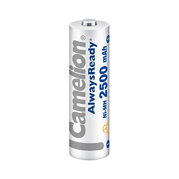 Rechargeable Batteries Camelion BAT423 LR6 AA 2500 mAh (2 uds)