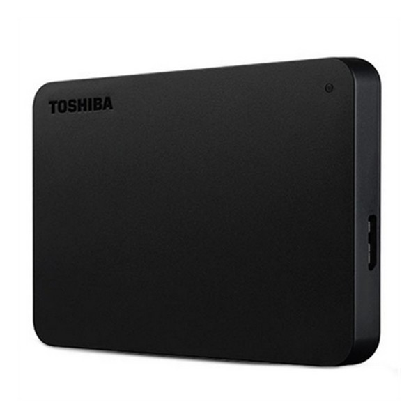 """Disco Duro Externo Toshiba HDTB410EK3AA 1 TB 2,5"""" USB 3.0 Negro"""