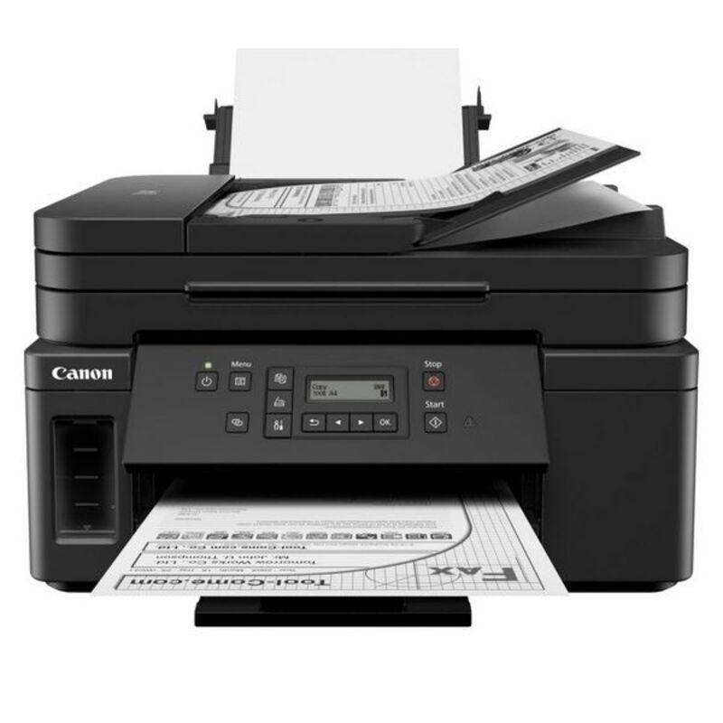 Impresora Multifunción Canon Pixma GM4050 1200 dpi LAN WiFi Negro (1)