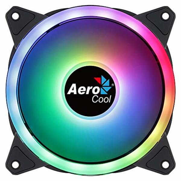 Box Ventilator Aerocool ACF3-DU10217.11 1000rpm (Ø 12 cm) RGB