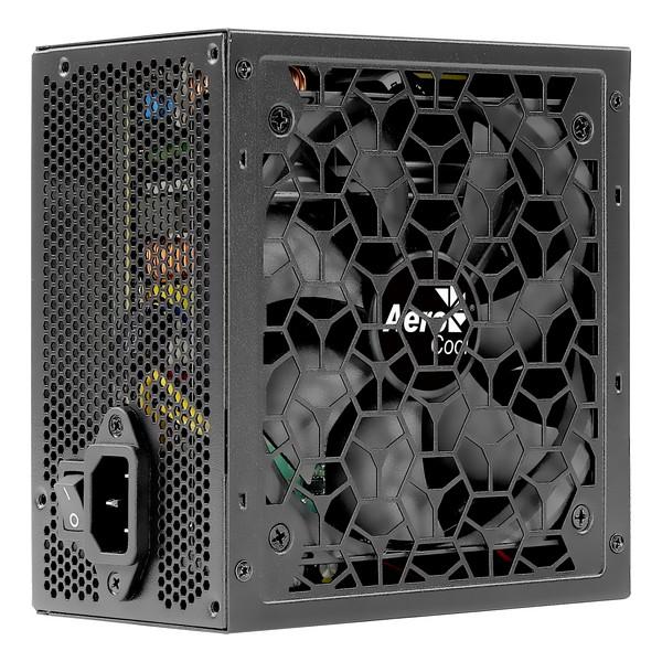 Power supply Aerocool AEROW650 650W Black