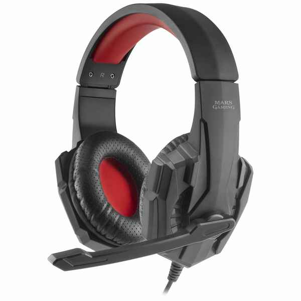 Gaming Earpiece with Microphone Mars Gaming MH020 (Refurbished A+)