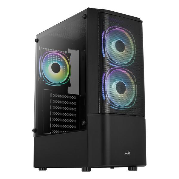 ATX Box Aerocool Quantum Mesh RGB