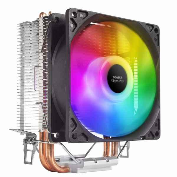 Notebook Cooling Fan Mars Gaming MCPUARGB