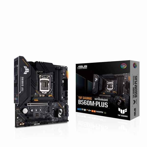 Gaming Motherboard Asus B560M Plus mATX DDR4 LGA1200 Intel