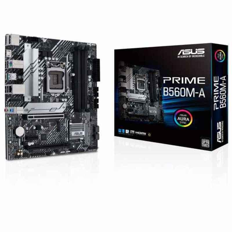 Gaming Motherboard Asus B560M-A mATX LGA1200