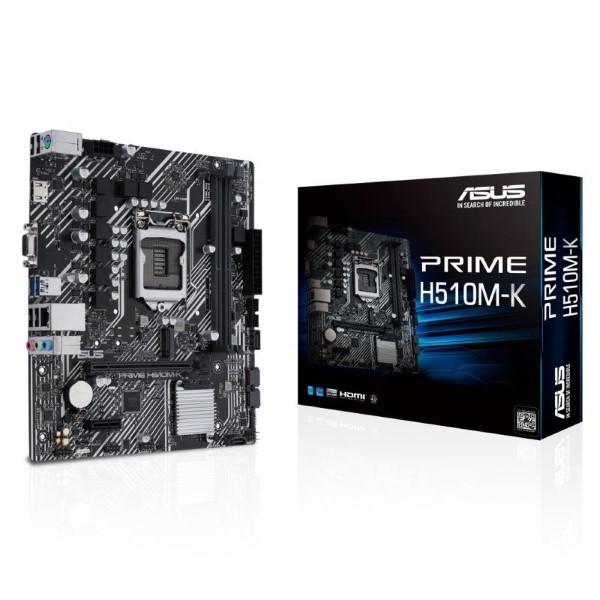 Motherboard Asus Prime H510M-K mATX LGA1200